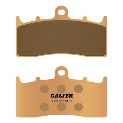 Plaquettes de frein Galfer G1370 sinter FD272
