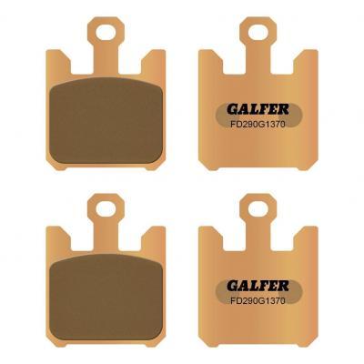 Plaquettes de frein Galfer G1370 sinter FD290