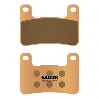 Plaquettes de frein Galfer G1370 sinter FD325