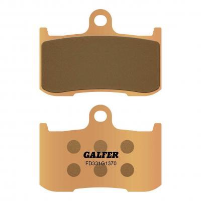 Plaquettes de frein Galfer G1370 sinter FD331
