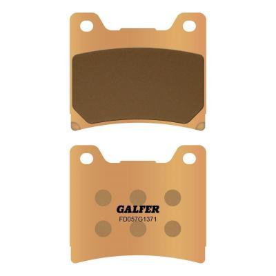 Plaquettes de frein Galfer G1371 sinter FD057