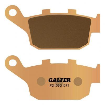 Plaquettes de frein Galfer G1371 sinter FD103