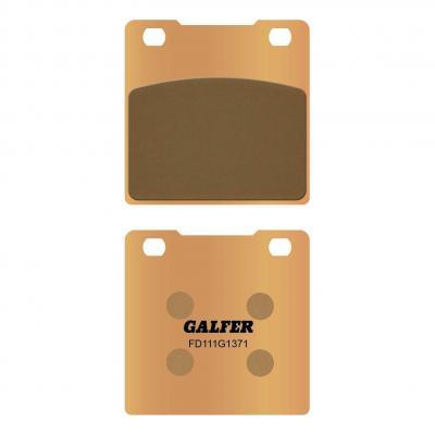 Plaquettes de frein Galfer G1371 sinter FD111