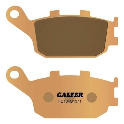 Plaquettes de frein Galfer G1371 sinter FD134