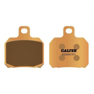 Plaquettes de frein Galfer G1371 sinter FD220