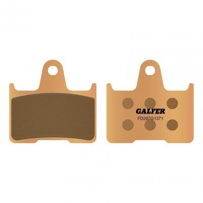 Plaquettes de frein Galfer G1371 sinter FD267