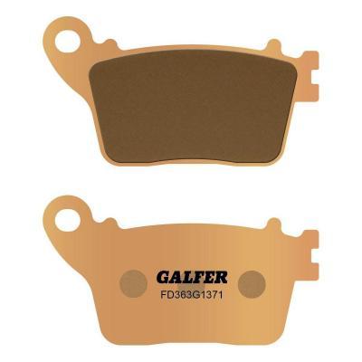Plaquettes de frein Galfer G1371 sinter FD363