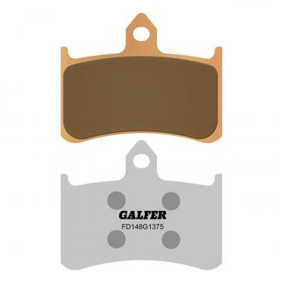 Plaquettes de frein Galfer G1375 sinter FD148