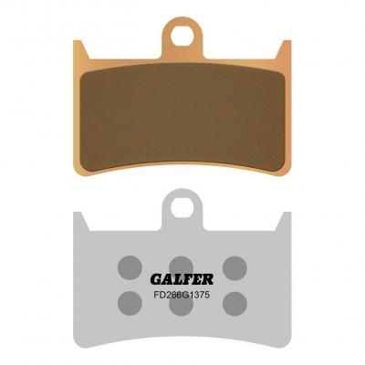 Plaquettes de frein Galfer G1375 sinter FD178