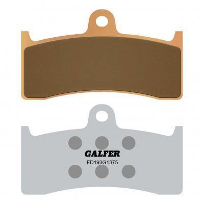 Plaquettes de frein Galfer G1375 sinter FD193