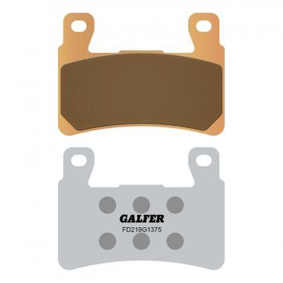 Plaquettes de frein Galfer G1375 sinter FD219