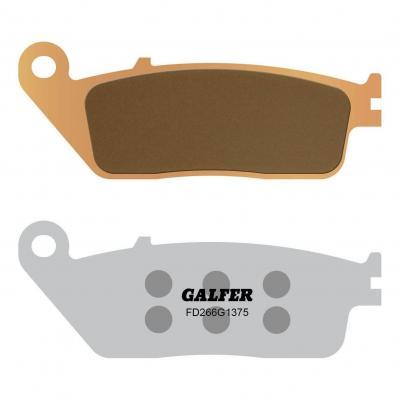 Plaquettes de frein Galfer G1375 sinter FD266