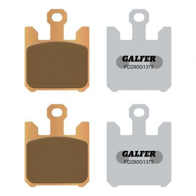 Plaquettes de frein Galfer G1375 sinter FD290