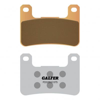 Plaquettes de frein Galfer G1375 sinter FD325