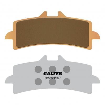 Plaquettes de frein Galfer G1375 sinter FD373