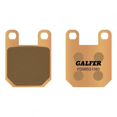 Plaquettes de frein Galfer G1380 sinter FD065