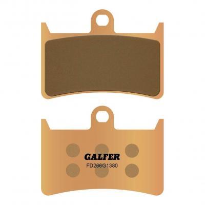Plaquettes de frein Galfer G1380 sinter FD178