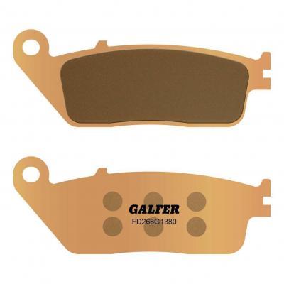 Plaquettes de frein Galfer G1380 sinter FD266