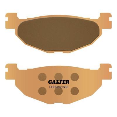 Plaquettes de frein Galfer G1380 sinter FD352