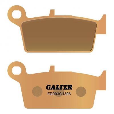 Plaquettes de frein Galfer G1396 sinter FD093