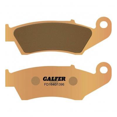 Plaquettes de frein Galfer G1396 sinter FD164