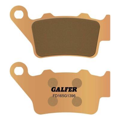 Plaquettes de frein Galfer G1396 sinter FD165