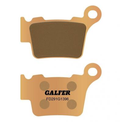 Plaquettes de frein Galfer G1396 sinter FD291