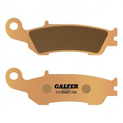 Plaquettes de frein Galfer G1396 sinter FD364