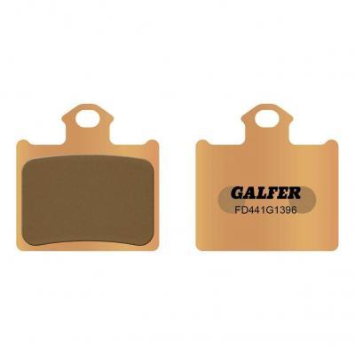 Plaquettes de frein Galfer G1396 sinter FD441