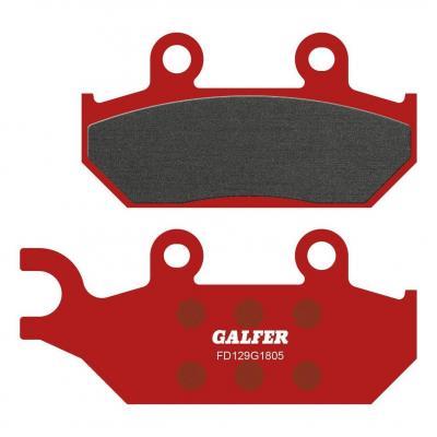 Plaquettes de frein Galfer G1805 semi-métal FD129