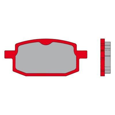 Plaquettes de frein Malossi MHR Booster / Bw's 100