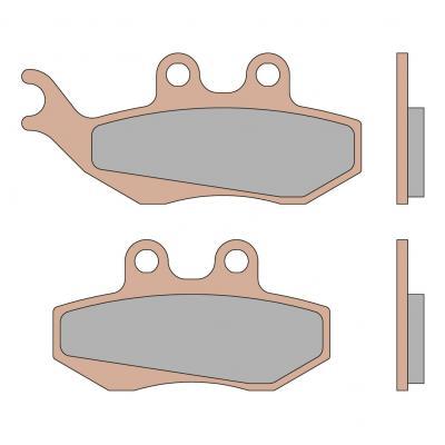 Plaquettes de frein Malossi MHR Synt avant Skipper/Hexagon