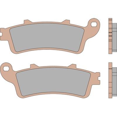 Plaquettes de frein Malossi MHR Synt Honda Pantheon/Forza