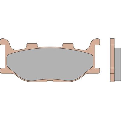 Plaquettes de frein Malossi MHR Synt Majesty/T-max