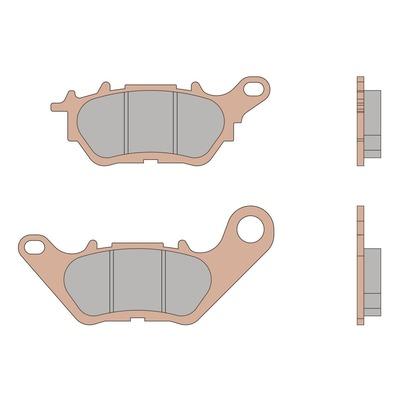 Plaquettes de frein Malossi MHR Synt X-Max 125