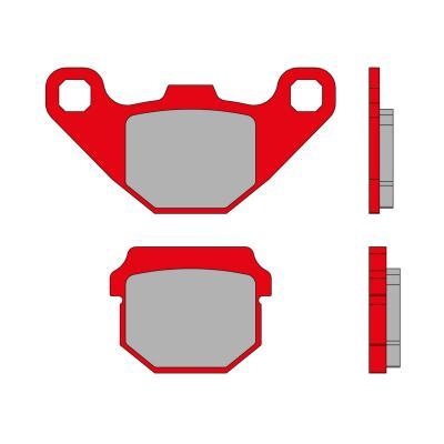 Plaquettes de frein Malossi MHR Trekker / Buxy / Speedfight