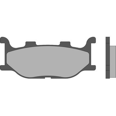 Plaquettes de frein Malossi Sport Majesty/T-max