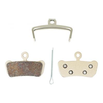 Plaquettes de frein métal fritté Marwi pour SRAM/AVID Guide, Elixir, Trail, X01