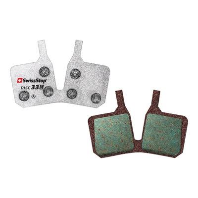 Plaquettes de frein organique Swissstop Disc33E pour Magura MT5