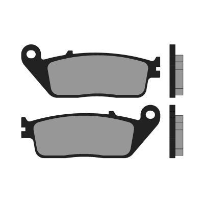 Plaquettes de frein Polini avant X max 125 2010>/ avec ABS 2011>