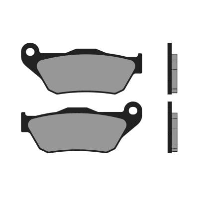 Plaquettes de frein Polini avant X-Max/Skycruiser 125 2006>2009