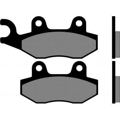 Plaquettes de frein Polini Original Kymco People/Vitality