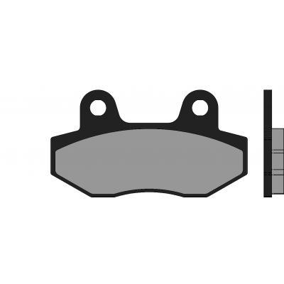 Plaquettes de frein Polini Sintered Burgman/Géopolis