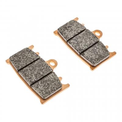 Plaquettes de frein SBS métal fritté 631HS