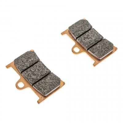 Plaquettes de frein SBS métal fritté 634HS