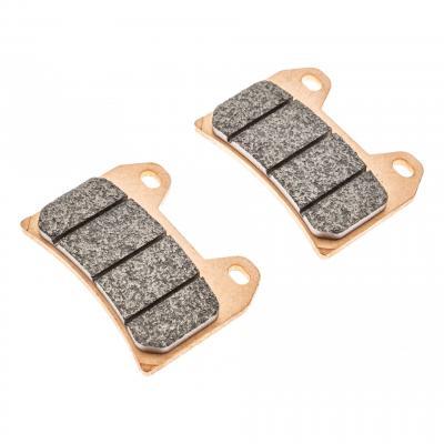 Plaquettes de frein SBS métal fritté 706HS