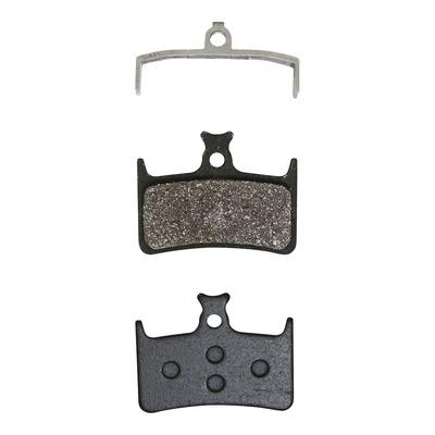 Plaquettes de frein semi-métal Fibrax pour Hope E4 et RX4
