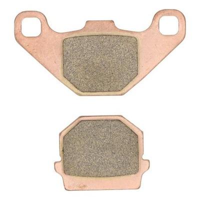Plaquettes de frein TRW métal fritté MCB519SI
