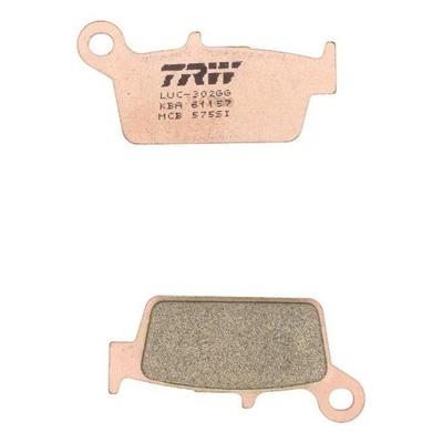 Plaquettes de frein TRW métal fritté MCB575SI