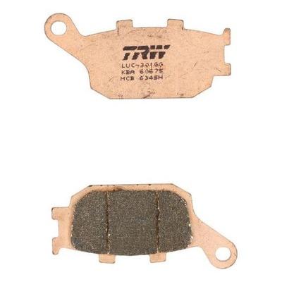 Plaquettes de frein TRW métal fritté MCB634SH